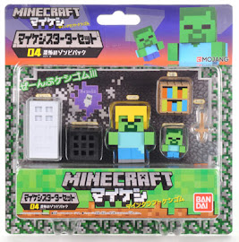 Minecraft Bandai Zombie Other Figure