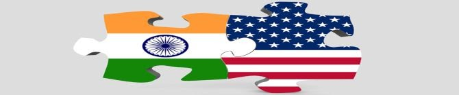 India And US Mean Business