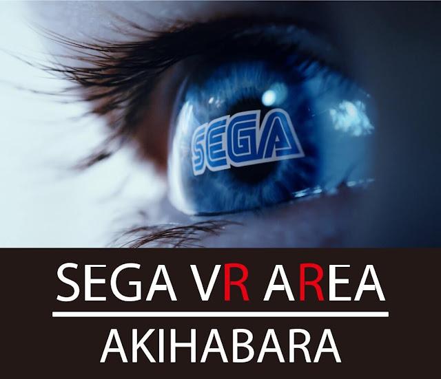 Sega anuncia Centro de Realidade Virtual em Tokyo