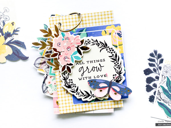 Crate Paper Design Team : Mother's Day Gift