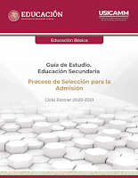 Guía de Estudio para Educación Secundaria