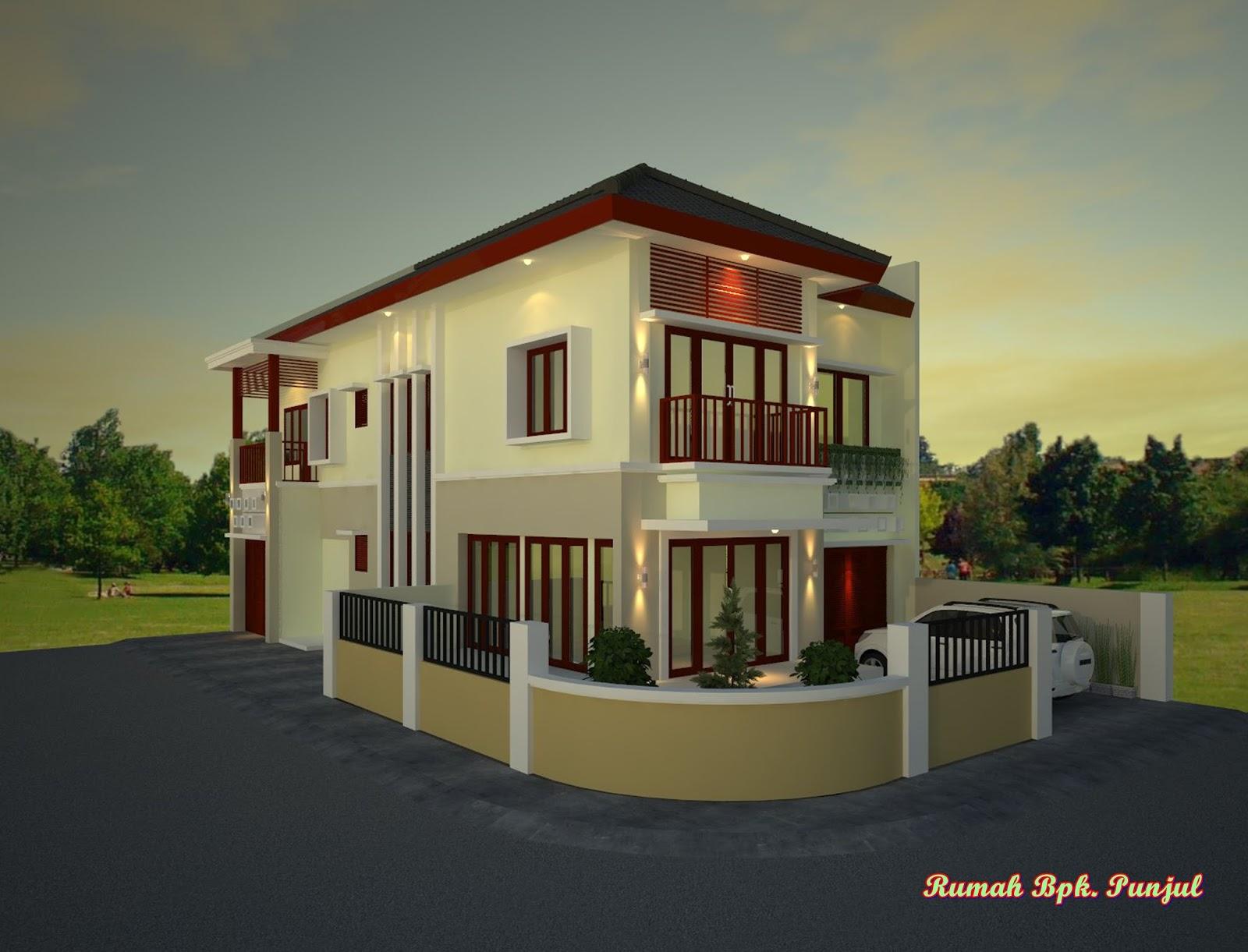3d artist sukabumi minimalist house 3d artist sukabumi for Minimalist house 3d max