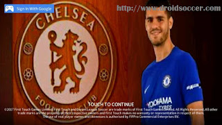 DLS 18 v5.03 Mod Chelsea by Damar Android
