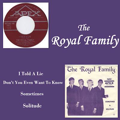 The Royal Family - 45'х 2 (1965)