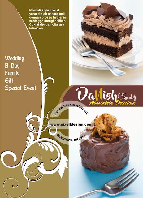 Iklan Kue Coklat