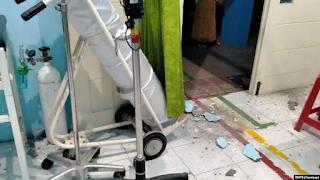 Gempa 5,9 magnitudo Merusakan Ratusan Bangunan di Jawa Timur, Tidak Ada Korban Jiwa