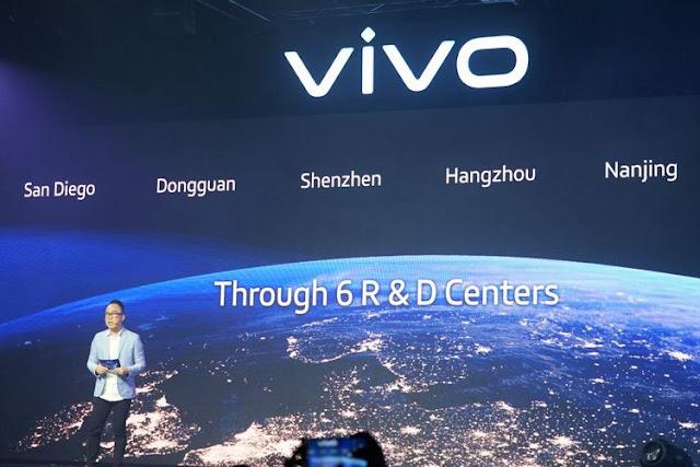 Senior Brand Director Vivo Indonesia, Edy Kusuma