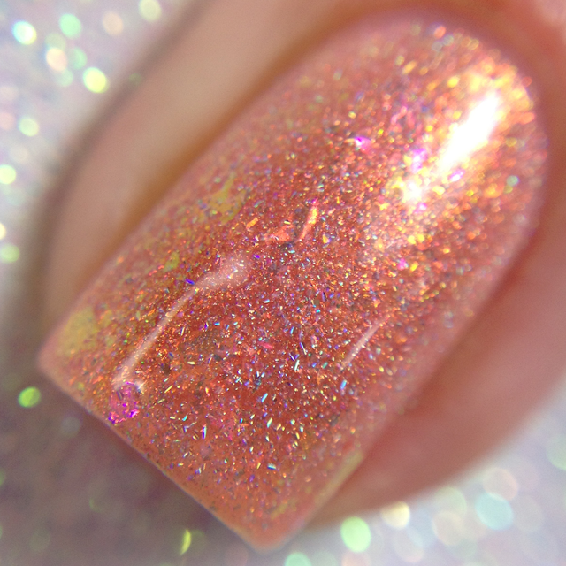 Night Owl Lacquer-Sunsets & Fireflies