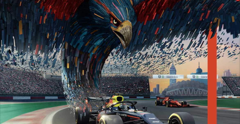 Formula 1 Gran Premio Mexico