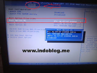 cara instal windows 7 di laptop