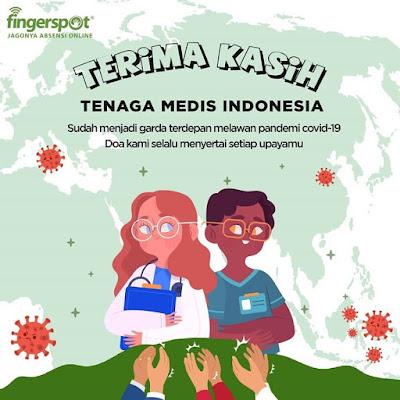 Terimakasih Tenaga Medis Indonesia