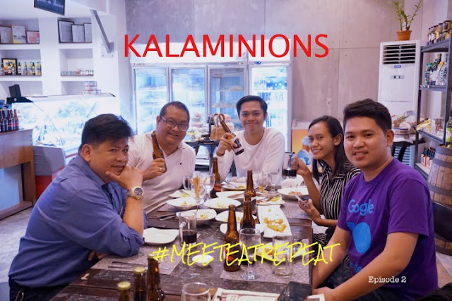 Kalaminions, #MeetEatRepeat, #hibsters, Michel's Bistro, Cerbeso, beer, Best place to drink beer in Cebu,