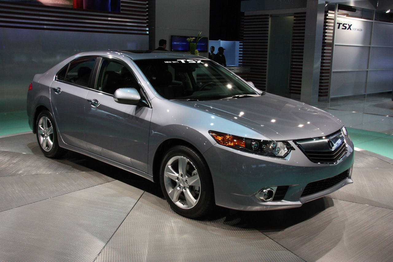 Hottest Cars Of 2011~2012: 2011 Acura TSX