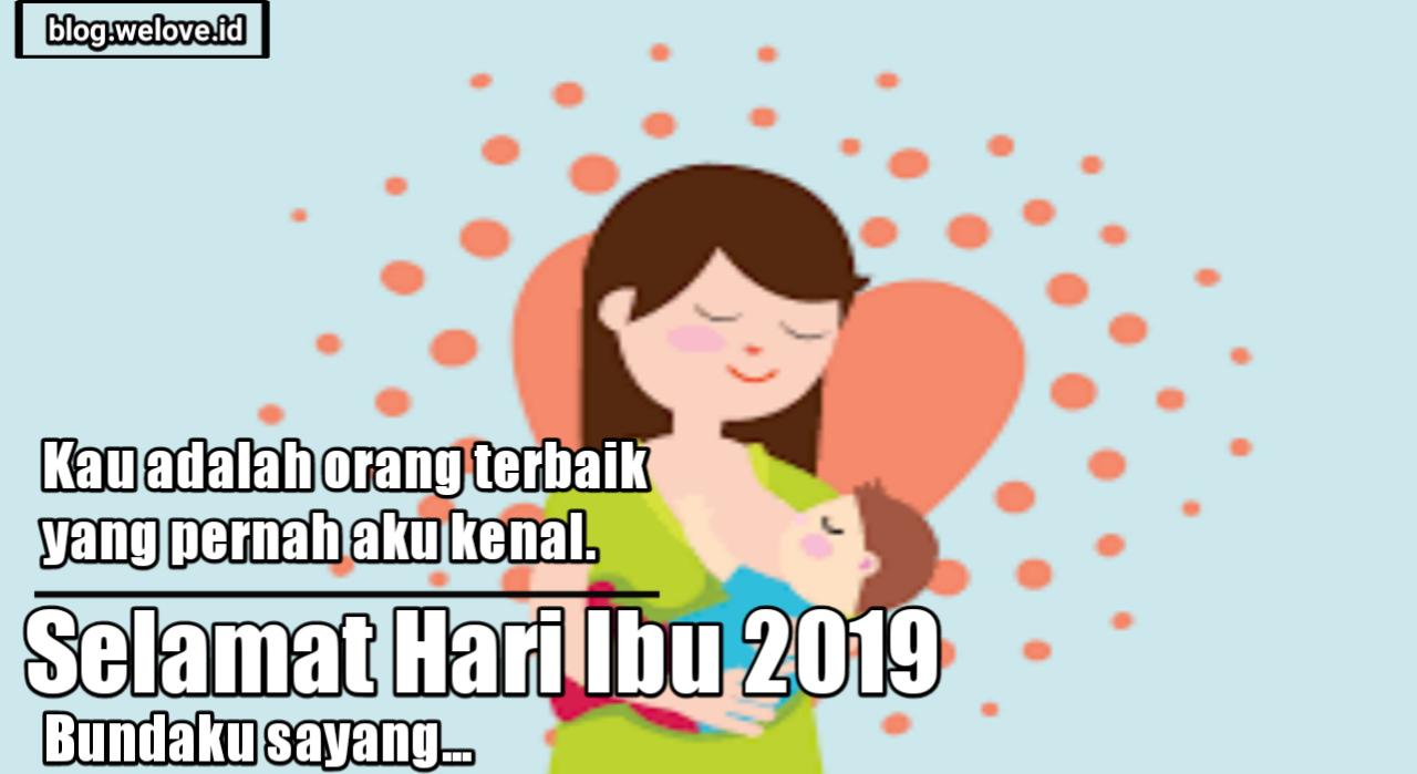 40 Kumpulan Kata Ucapan Selamat Hari Ibu 2019