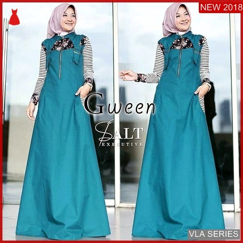 VLA031G89 Model Dress Gween Bd Murah BMGShop