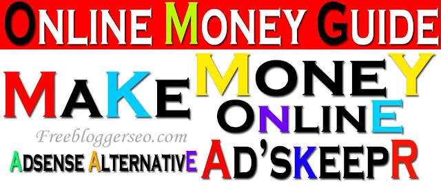 Adsense Alternative, Make money online, Make money online by adskeeper ad network, Adskeeper Ad network Se Kaise Paise kamaye,