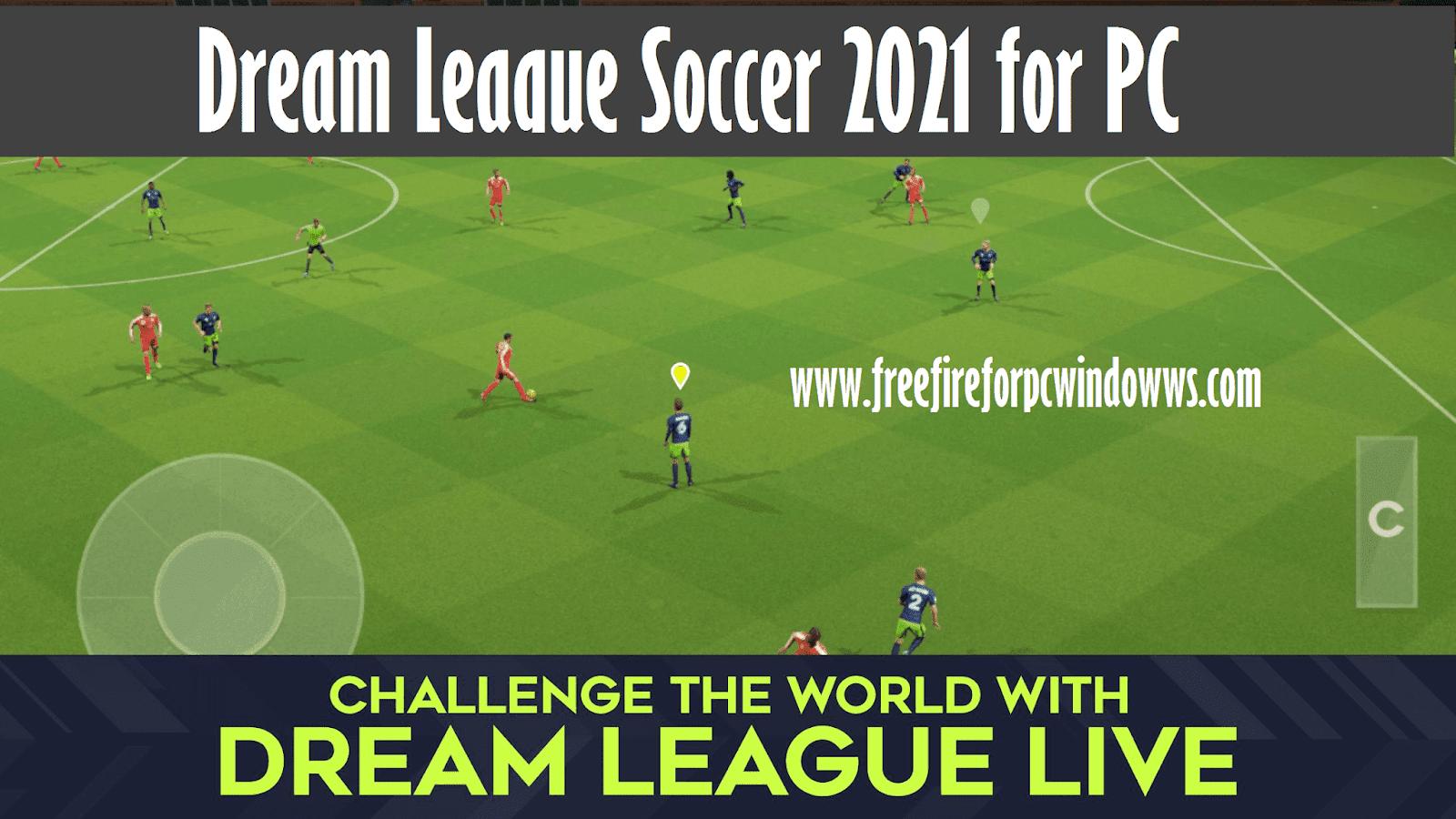 Dream League Soccer 2021 for PC