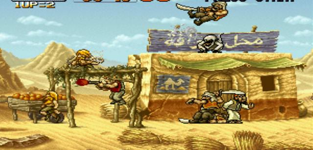 تحميل  لعبة حرب الخليج Metal Slug للكمبيوتر برابط مباشر
