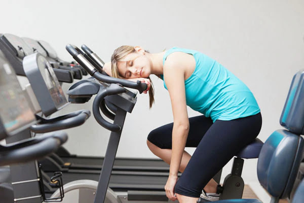 These signs will tell you that you are doing over-training which you should not do.