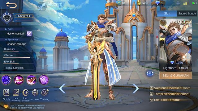 Hero Fighter Terkuat di Mobile Legends Sekarang