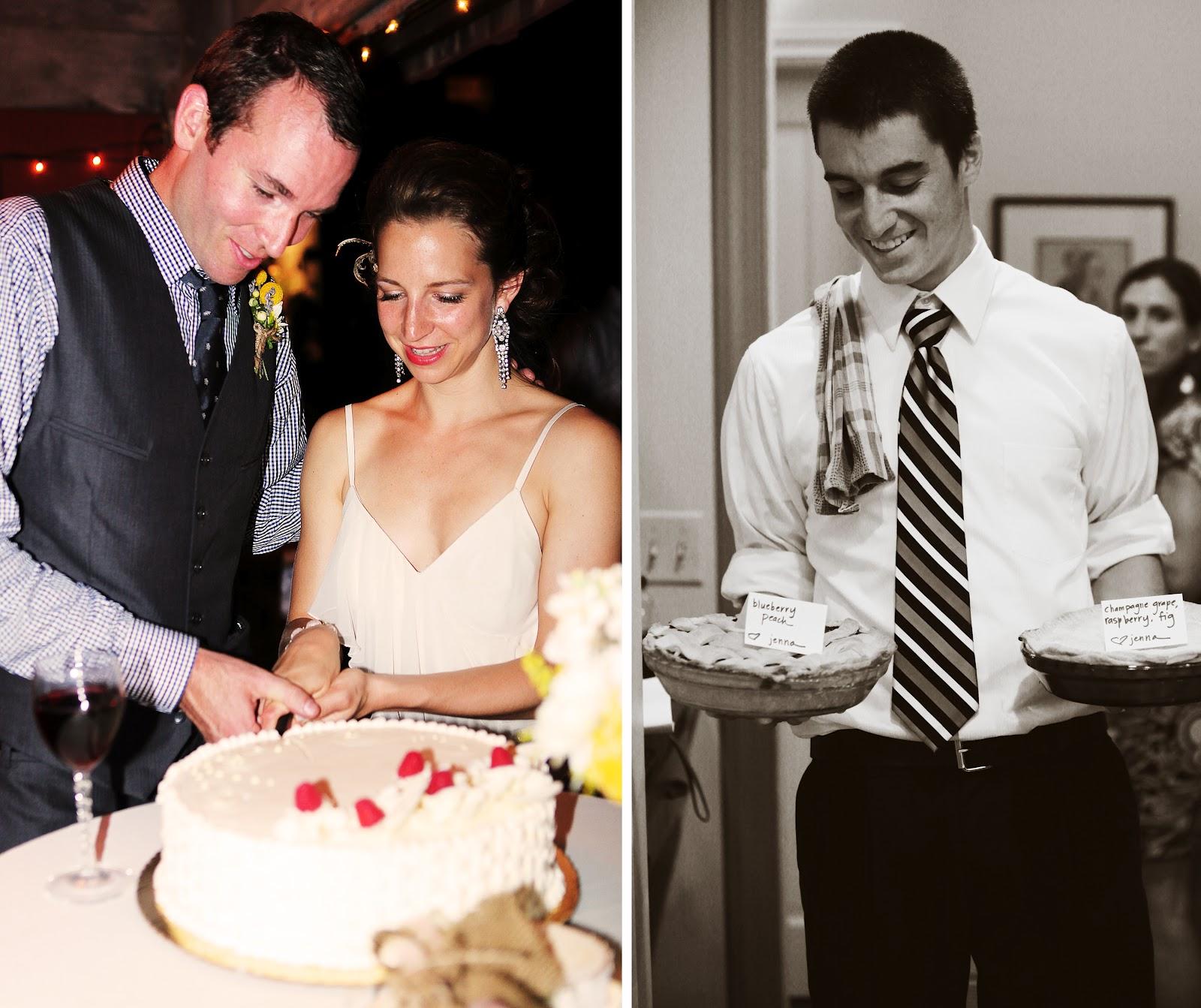 Les Beach Shabby Chic Wedding Cake Cutting Pinele Topper