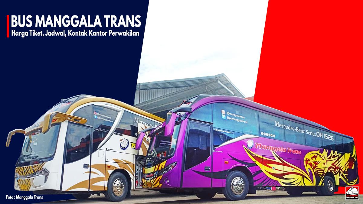 Bus Manggala Trans Makassar