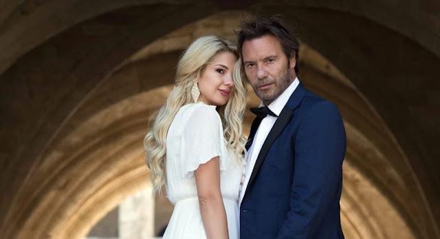 Την επέτειο του γάμου τους γιόρτασαν Στράτος Τζώρτζογλου και η Σοφία Μαριόλα στο Άργος (βίντεο)