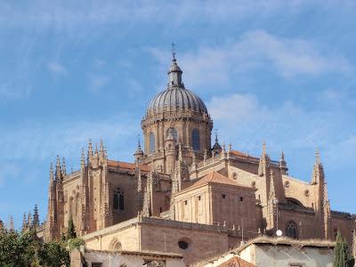 Salamanca, España, turístico