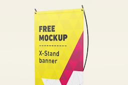 [Lengkap] Download Banner Mockup PSD siap edit gratis