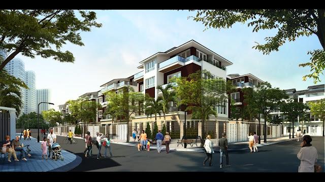 Thiết kế độc đáo biệt thự 378 Minh Khai