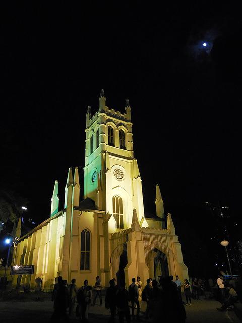 Church, The Mall, Shimla