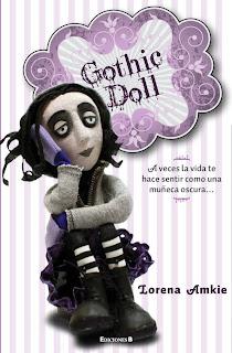 Resultado de imagen para libro gothic doll