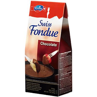 Emmi Swiss Chocolate Fondue