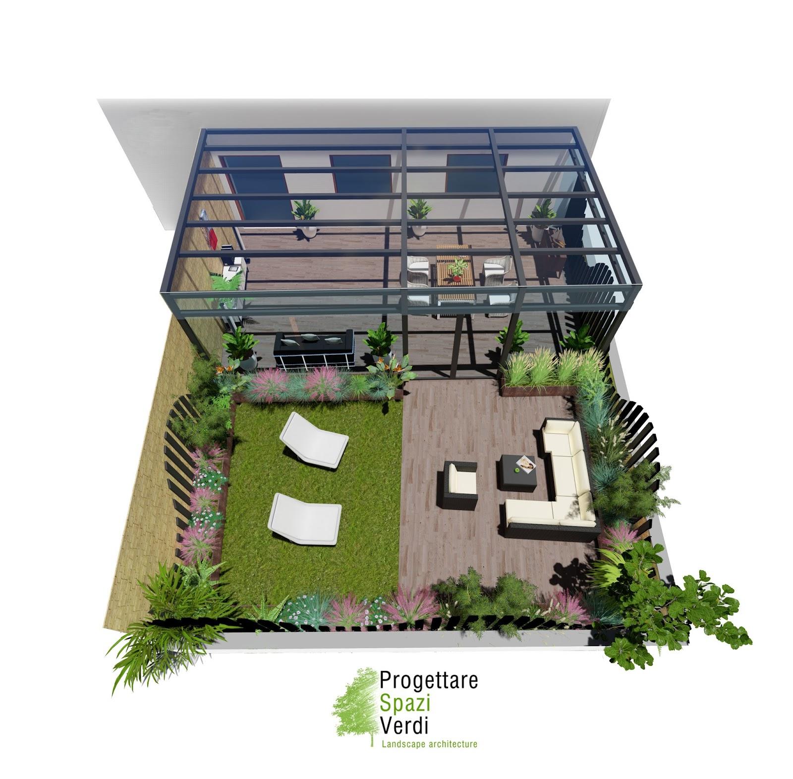 Progettare spazi verdi: 2016
