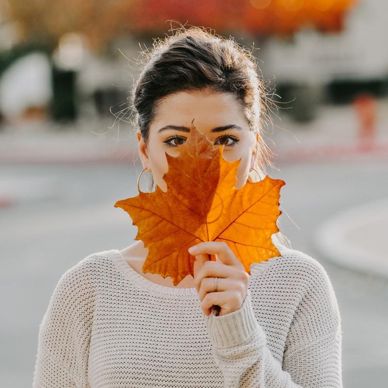 Agasalhos femininos para usar no outono e ficar confortável
