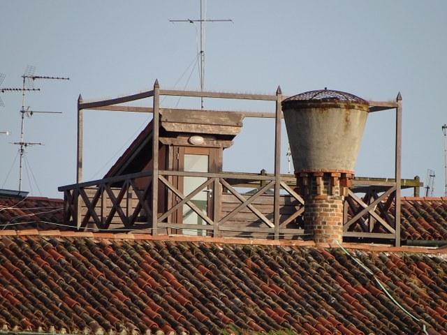 chimeneas y altanas venecianas italia