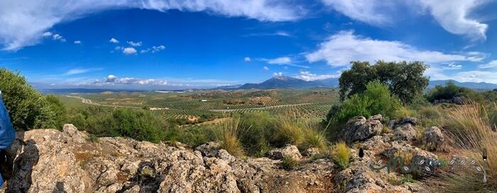 vista de Sierra Magina