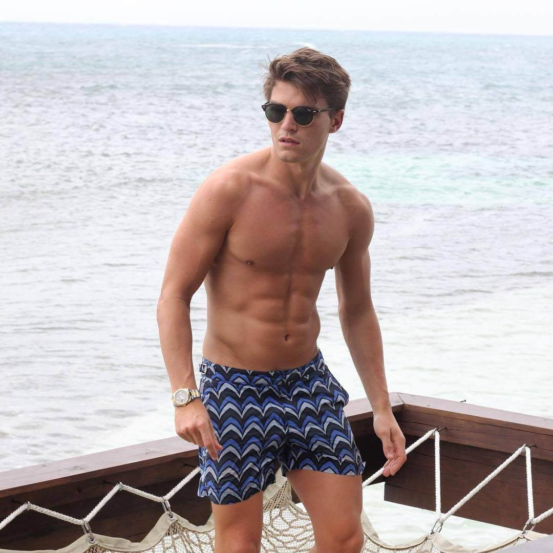 handsome-shirtless-fit-male-models-with-sunglasses