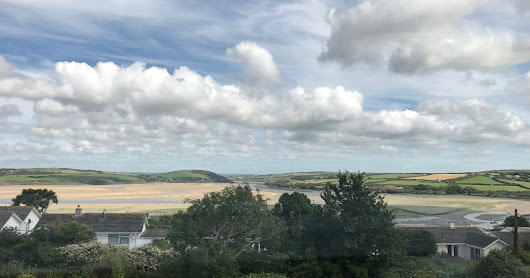 Wandering along the Camel Trail, Padstow, Cornwall