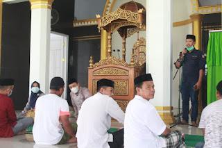 Karang Taruna Sinjai Selatan Gelar Tarhib Ramadhan,Serta Melakukan Penanaman Pohon Bersama Wakil Bupati