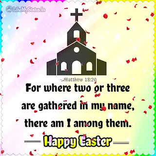 Easter wishes bible verses