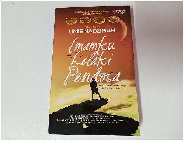 Novel | Imamku Lelaki Pendosa by Umie Nadzimah