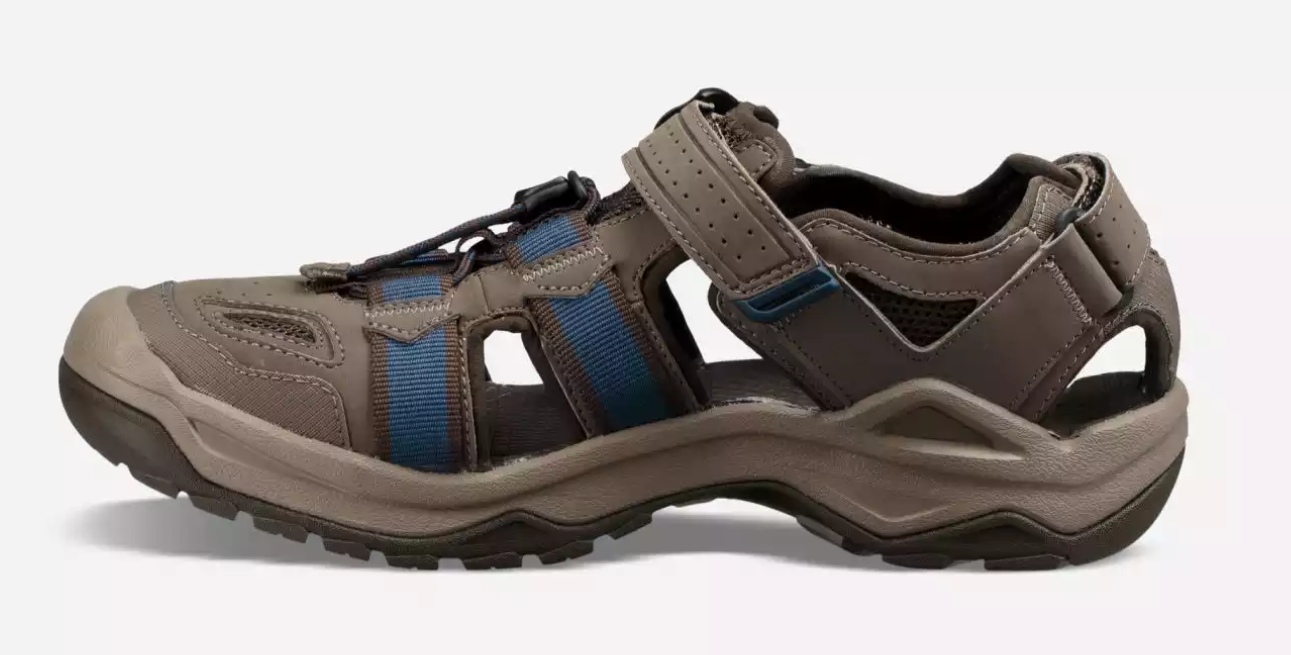 Review Teva Omnium 2 Hybrid Shoes The Test Pit