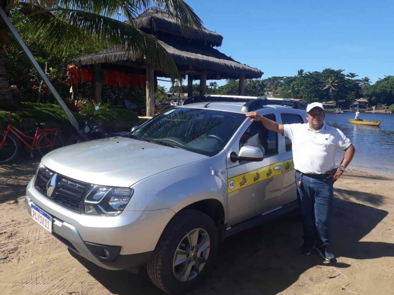 motorista Batista - Caraíva