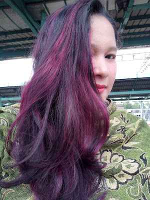 Rambut Warna, Hair Colour