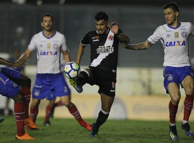 Bahia perde para o Vasco, mas avança para as quartas de final da Copa do Brasil