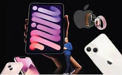 Apple के नए प्रोडक्ट रिलीज