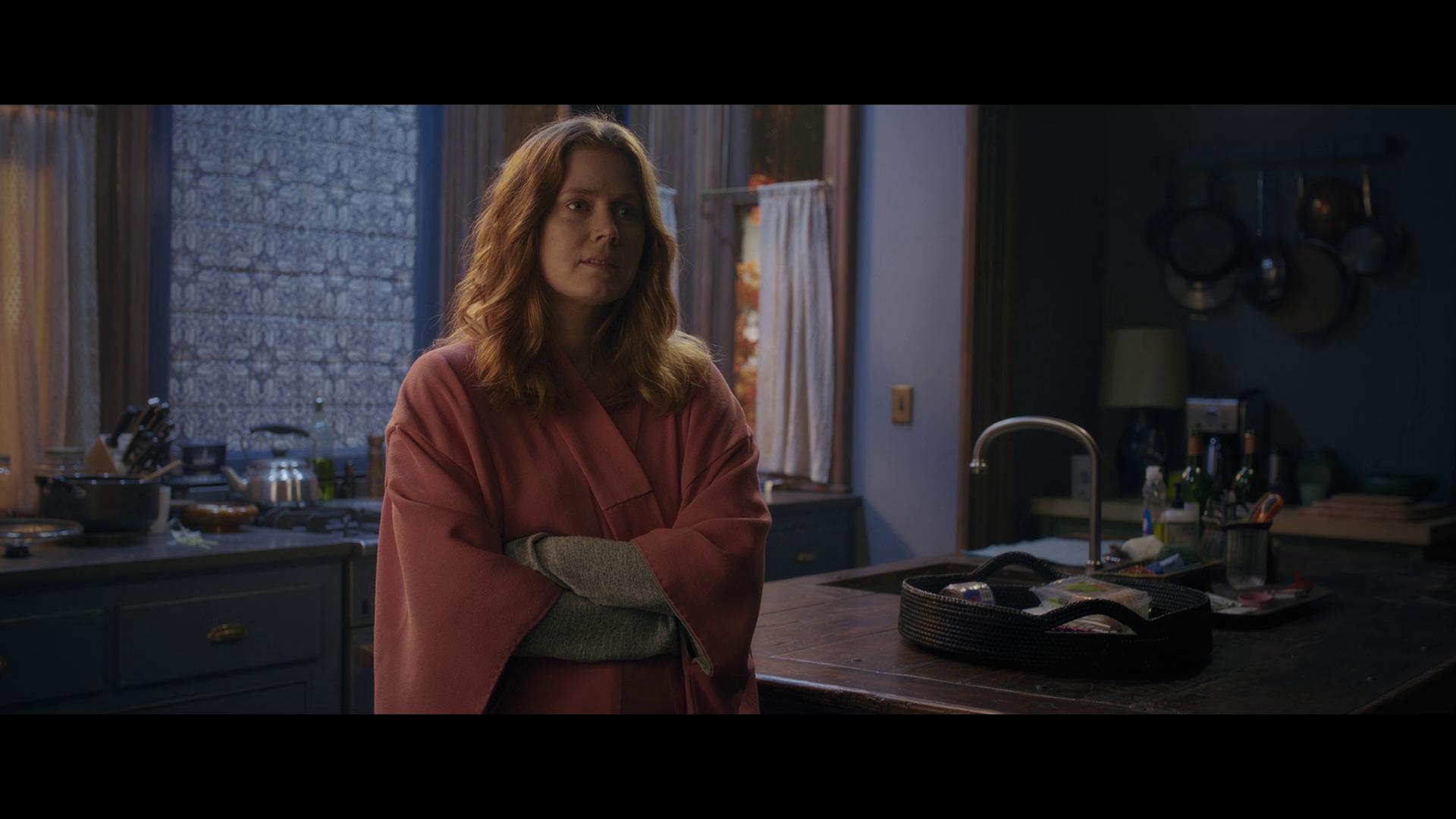 La mujer en la ventana (2021) 1080p WEB-DL Latino