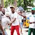 (PHOTOSPEAK) How Touts,  Conductor Threw Blows In Lagos