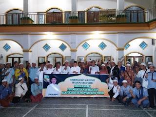 Bupati: Tiap Tahun Puluhan Guru Agama di Berangkatkan